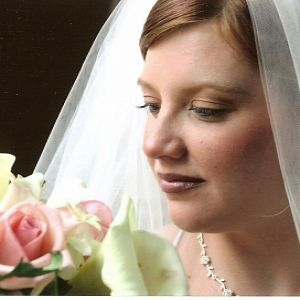 bride-stock photo-photo montage